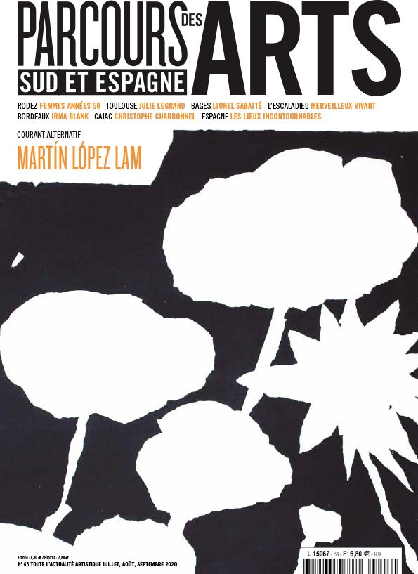 Parcours des Arts du Sud et de l'Espagne